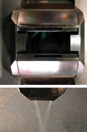 COAX11粉末供給形
